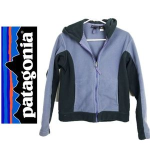 Patagonia Fleece Jacket Size S Made in USA